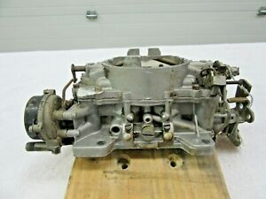 1966 1967 Pontiac 326 389 400 421 V8 Carter Afb 4bbl Carburetor 4242s Dp