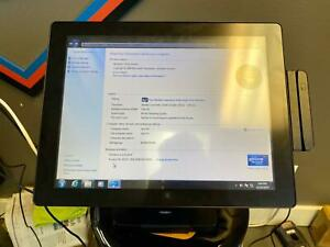 Pos x Evo Tp4 Touch Screen Windows 10 Pro Not Used In Restaurant Clean