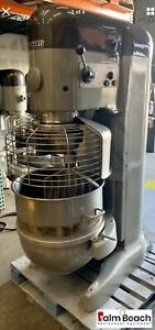 Hobart V 1401 140 Qt Quart Mixer Comes With Ss Bowl And One Attachment