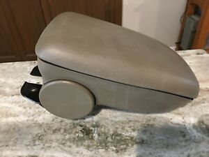 Ford Focus Arm Rest Lid Center Middle Console Armrest 2000 2007 Tan