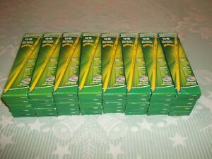 Lot 40 Dozen 480 Dixon Ticonderoga 2 Hb Soft Lead Pencils W Erasers 13806