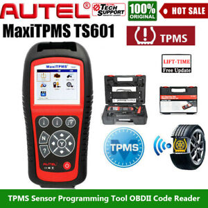 Autel Ts601 Handheld Car Tpms Scan Tool Tire Pressure Monitor System Diagnostic