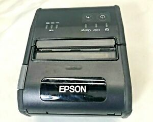 Epson Mobilink Tm p80 M316b Bluetooth 3 Mobile Barcode Printer Ab310