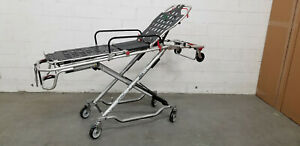Refurbished Silver Ferno 35x Proflexx Ambulance Stretcher Ems Emt Used Cot