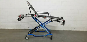 Refurbished Blue Ferno 35x Proflexx Ambulance Stretcher Ems Emt Used Cot