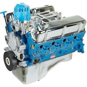 Blueprint 302 Ford Hot Rod Crate Engine W Front Sump Pan