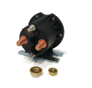 Open Box Snow Plow Motor Control Solenoid For Buyers Sam 1304719 Boss Hyd01633