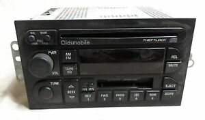 1997 Olds Aurora Delco Car Stereo Head Unit Cd Player Bose Tape Deck Working