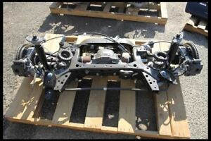 2018 2019 Ford Mustang Track Pack 3 73 Torsen Differential Axle Assembly