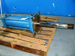 3 Milwaukee Hydraulic Cylinder Pressure Booster Accumulator
