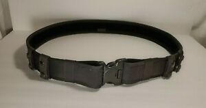 Unbranded Heavy Duty Police Security Belt Large inner Dia 50 Outer Belt Lg