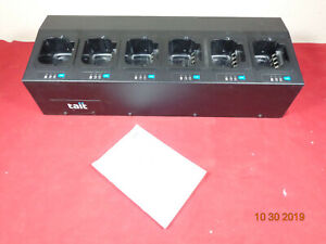 Tait T03 00013 aaaa Multi unit Six Bay Charger For Model Tp8100 Tp9300 Tp9400 c