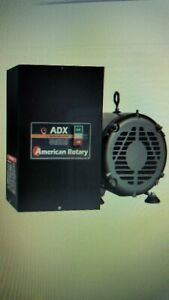 Adx 75 Extreme Duty Digital Rotary Phase Converter Wall Unit