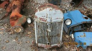 Ford 9n Hood And Grille