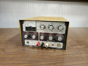 Trygon Systron Donner Pls50 1 Power Supply