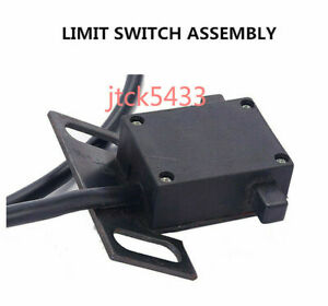 New 1set Mill Machines Parts Limit Switch Assembly Servo Power Feed Type 4 Wires
