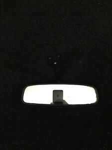 97 98 99 00 01 Honda Prelude Rear View Mirror Rearview Manual Black Oem