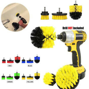 Electric Cleaning Brush Hard Bristle Detailing Equipment Supplies Care