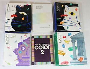 Pantone Color Specifier Pms Swatch Books