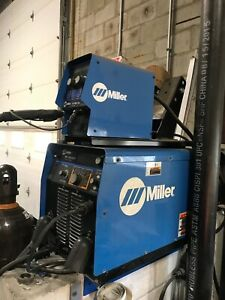 Miller Xmt 456 miller S74 Mpa Plus Wire Feeder
