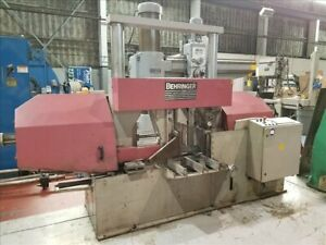 Behringer Hbp 530a Automatic Horizontal Band Saw B39996