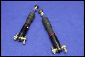 2015 2016 2017 Ford Mustang Gt Rear Double Adjustable Shocks Pair