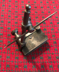 Vintage Starrett Dial Indicator Stand Excellent