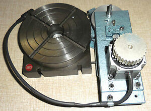 Emco Maximat Fb 2 Indexing Rotary Table With Cnc Control Nema 23 Stepper Motor