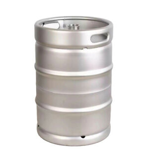Stainless Steel Commercial Beer Half Keg 15 5 Gallon Sanke D Spear