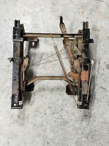 92 96 Ford Truck F150 250 Bronco Passenger Side Bucket Seat Track Mounting Base