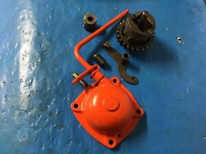 Allis Chalmers B C Ca Tractor Governor And Cover
