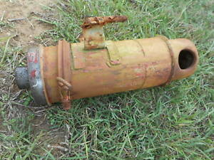 Original Rare 1939 Ford 9n Tractor Under hood Air Cleaner