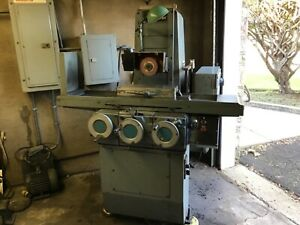 Brown sharpe Micromaster 6 X 18 Surface Grinder