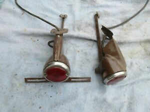 49 1949 50 1950 51 1951 Ford Mercury Woodie Wagon Taillight Assembly