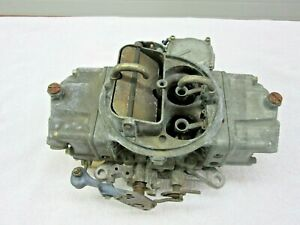 Marine Holley Performance Carburetor Type 4150 List 9029 715cfm Date 1980 Dp