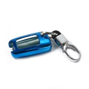 For Chevrolet Buick Keychain Accessories Case Cover Ring Blue