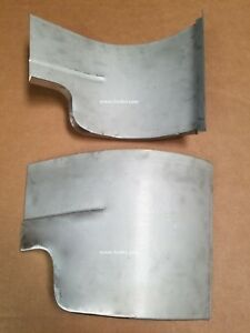1938 1939 Ford Pickup Truck Rear Cab Corner Patch Panels