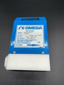Omega mass Flowmeters And Controllers With Or Without Integral Display