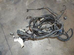 2003 Caterpillar C10 70 pin Truck Cab To Ecm Wire Harness From Ford Sterling