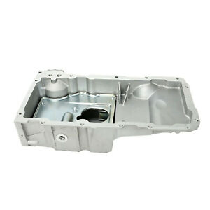 New Aluminum Engine Oil Pan Fit For Camaro Firebird Trans Am Express Ls1