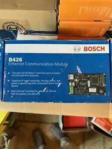 Bosch Fire Alarm security