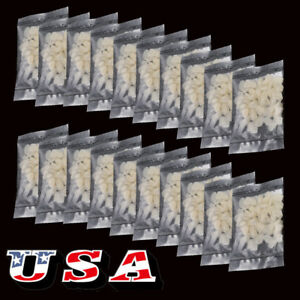 20x Dental Temporary Crown Patch Porcelain Front Anterior Teeth Crowns A Quality