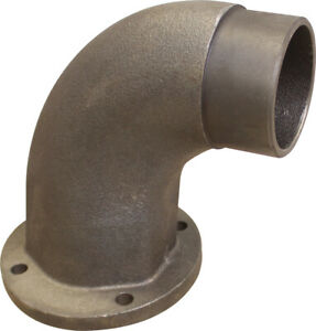 70244418 Exhaust Elbow For Allis Chalmers 190 190xt 200 Tractors