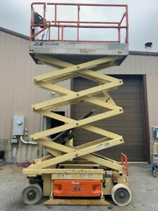 2006 Jlg 2630es 26ft Electric Scissor Lift