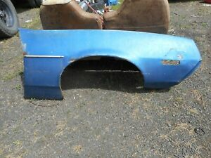 1972 Ford Torino Or Ranchero Right Front Fender