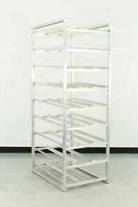 Stainless Steel Can Rack Can Storage Rack Used 481911