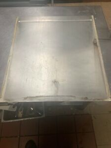 Hobart Commercial Resteraunt Dishwasher Right Side Door Am 12 Am 14 Free Ship