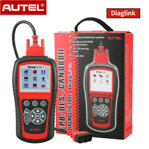All Systems Diagnostic Scanner Abs Srs Epb Ols Reset Tool For Mercedes Benz Ford