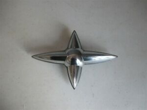 Used 1955 Ford Truck Grille Star Emblem 6 Cyl