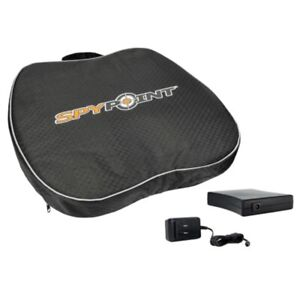 Spypoint Hsc B Heated Seat Cushion Black Recharable